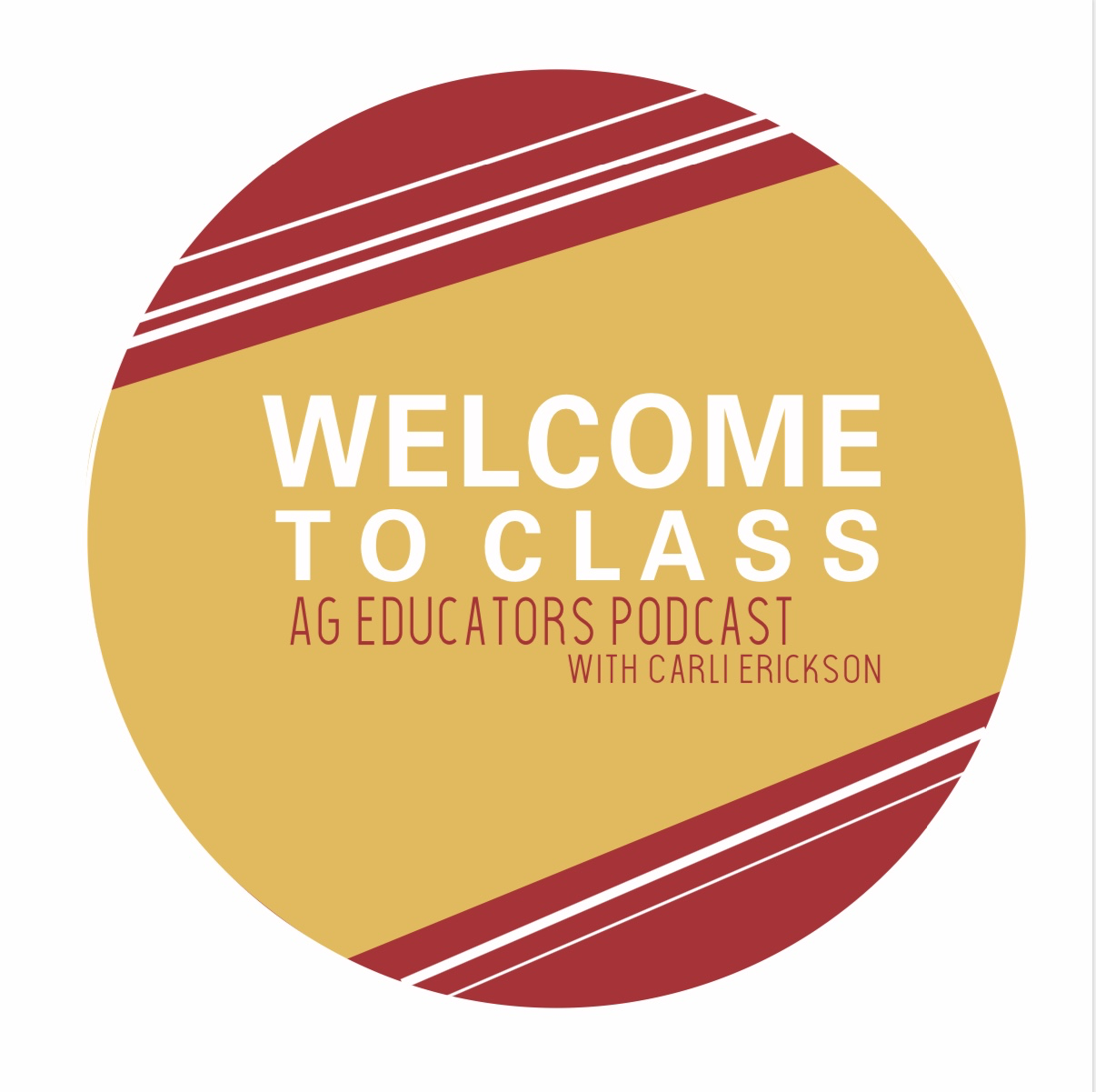 Welcome to Class Agriculture Educators Podcast
