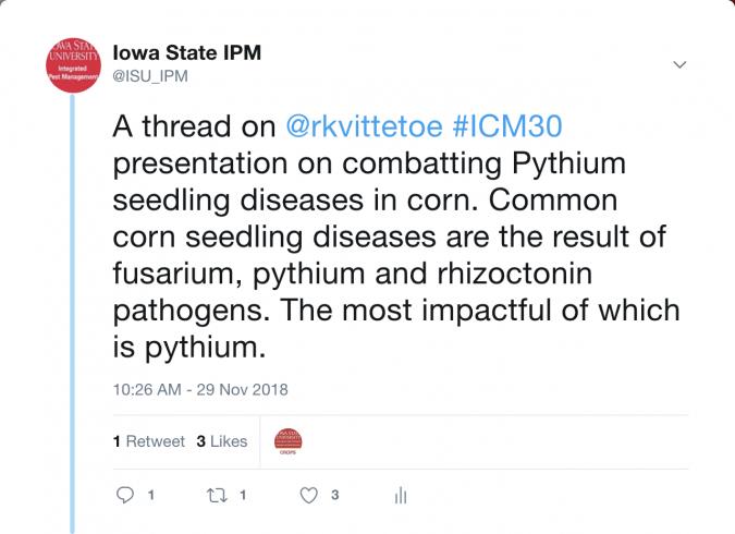 ISU_IPM Twitter Feed
