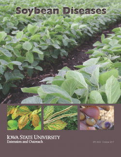 Revised Soybean Diseases publication by Iowa State University Extension and Outreach