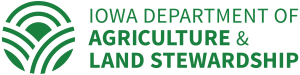 Iowa Department of Agriculture and Land Stewardship logo
