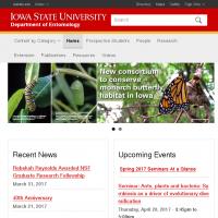 Department of Entomology